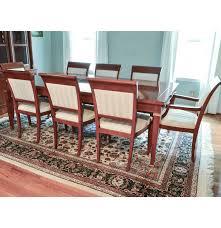 baker dining room chairs baker dining room table createfullcircle com