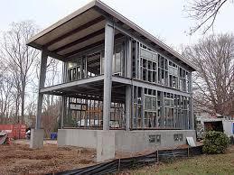 steel frame home floor plans modern steel homes contemporary residential prefab ecosteel