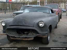 Buick Roadmaster Interior Buick Restoration Reupholster Buick Upholstery Buick Interiors