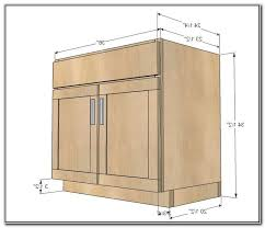 standard height of kitchen base cabinets kitchen base cabinet depths kitchenbasecabinetdepthstandard