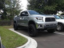 2007 toyota tundra 4x4 buy used 2007 toyota tundra 4x4 xsp trd offroad lifted 7in