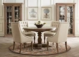 Round Dining Sets Give A New Look To Your Dining Room With White Round Dining Table
