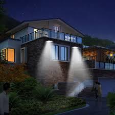 aliexpress buy 36 led solar gutter lights wall