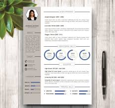 Creative Resume Templates Word Resume Template For Ms Word Resume Templates Creative Market