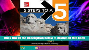 best ebook 5 steps to a 5 ap u s history 2017 for free