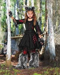 Werewolf Halloween Costumes 25 Werewolf Costume Ideas Female