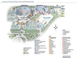 map us open 2015 grounds map us open 2015 tennis association