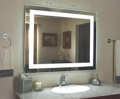 Bathroom Heated Mirrors Medicine Cabinets Mirror Cabinet Lighting Lighted Heated Bathroom
