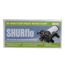 Rv Water Pump System Shurflo 4048 Water Pump Shurflo 4048 153 E75 Fresh Water Pumps