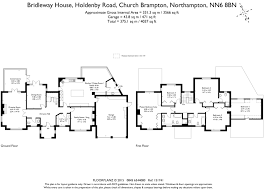 Althorp House Floor Plan 5 Bedroom Detached For Sale In Northampton
