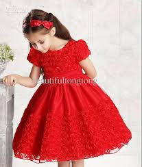 bridesmaid dresses for children