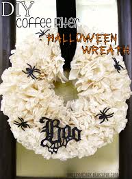 diy lace halloween wreath u2013 easy craft decor for kid u0026 cheap party