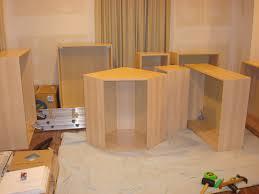 kitchen furniture building kitchen cabinets with kreg basic diy