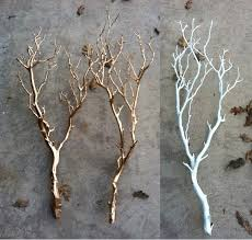 Winter Wonderland Diy Decorations - i love the metallic paint i will do silver and gold in a large