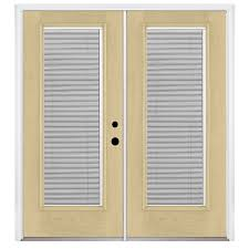 Interior French Doors With Blinds - interior doors lowes istranka net