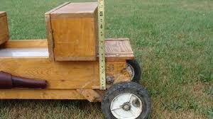 traveling gun cart