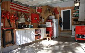 decor interesting garage decor ideas for your inspiration garage decor ideas with white cabinets and workbench for inspiration idea