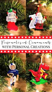 personalized ornament gift idea a owl