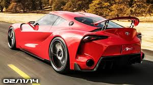 sporty toyota cars toyota supra 2015 2018 2019 car release and reviews