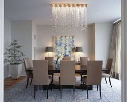 Magnificent Crystal Chandelier Designs To Adorn Your Dining Room - Crystal chandelier dining room