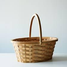 eater basket wood easter basket on food52