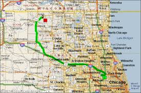 Driving directions from chicago o 39 hare international airport to