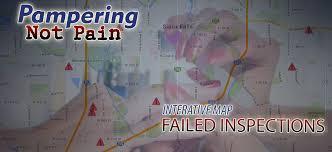 Sioux Falls Map Interactive Map Nail Salon Violations In Sioux Falls