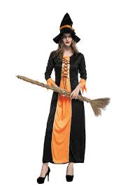 compare prices on orange witch costume online shopping buy