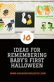 babys 1st halloween 10 ways to remember baby u0027s first halloween housewife eclectic
