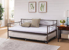 Pop Up Trundle Daybed Pop Up Trundle Beds Bed Frames Ebay