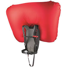Removable by Mammut Rocker Removable Airbag Backpack Set With Airbag Evo