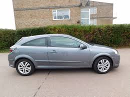 used vauxhall astra sxi 1 6 cars for sale motors co uk