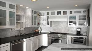 kitchen backsplash white cabinets tile backsplash white cabinets black countertops nrtradiant com