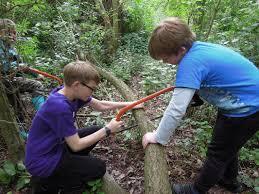 Bush Craft For Kids Wild Thyme U0026 Embers Home