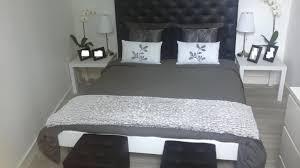 chambre à coucher blanc et noir chambre adulte noir et blanc avec chambre a coucher blanche 2016