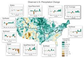 Rainfall Map Usa Nca3 Data North Carolina Institute For Climate Studies