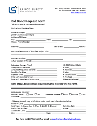 bid bond printable how to write a bid for a fill out top