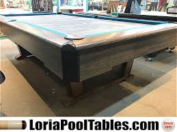 ebonite pool table 3 piece slate sold pre owned ebonite 9ft pool table immediate delivery set up