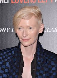 tilda swinton tilda swinton haircuts and pixie styles