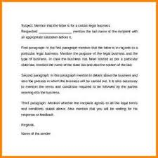 business letter format sample business letter word template