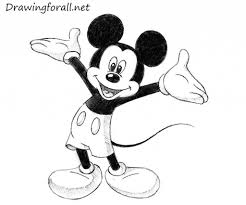 how to do pencil sketch how should do pencil shading mickey mouse pencil sketches of