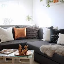 Wohnzimmer Deko Grau Weis Gemütliche Innenarchitektur Gemütliches Zuhause Wohnzimmer