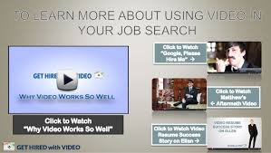 Online Video Resume by The Best Video Resume Ever
