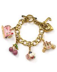 juicy couture starter charm bracelet bloomingdale u0027s