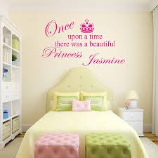 Disney Bedroom Wall Stickers Disney Princess Wall Sticker 3d Window View Art Decal Mural Decal