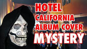 california photo album hotel california album cover mystery