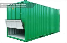 20ft prefabricated shipping container housing shipping crate
