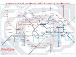 Boston Station Map by Tube Strike Map Which Lines Are Still Running The Independent