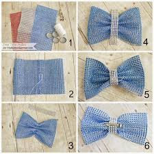 fourth of july hair bows of july diamond mesh hair bows the ribbon retreat