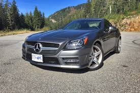 test drive 2016 mercedes benz slk 300 autos ca